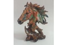 Figura konj  27x22cm   CH60361