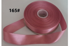 Traka za pakiranje satenska 4cm x 91m , rosy mauve CH6062-165#