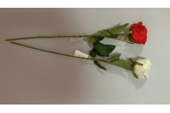 Cvijeće umjetno ruža 52cm CH60664