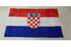 Zastava Hrvatska  90x150cm   CH6443