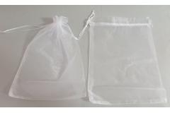 Vrećica til sa vezicom 21x30cm 50/1, bijela  CH6604
