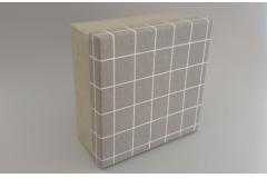 Kutija darovna 3/1 21x21x9,5cm   HR0175