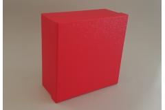 Kutija darovna 3/1 21x21x9,5cm   HR0176