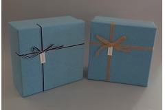 Kutija darovna 3/1 21x21x9,5cm  HR0177