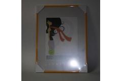 Okvir za sliku 30x40cm  žuti  IM19487  -30%