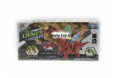 Igračka dinosaur na baterije 18x29x25cm  MK28986
