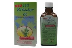 Ulje za masažu 110 vrsta biljaka, 100ml ST0015